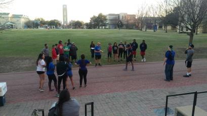 Delta Sigma Phi and Lambda Tau Z