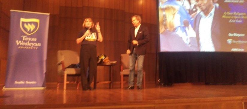 Kristi Scales speaking pic