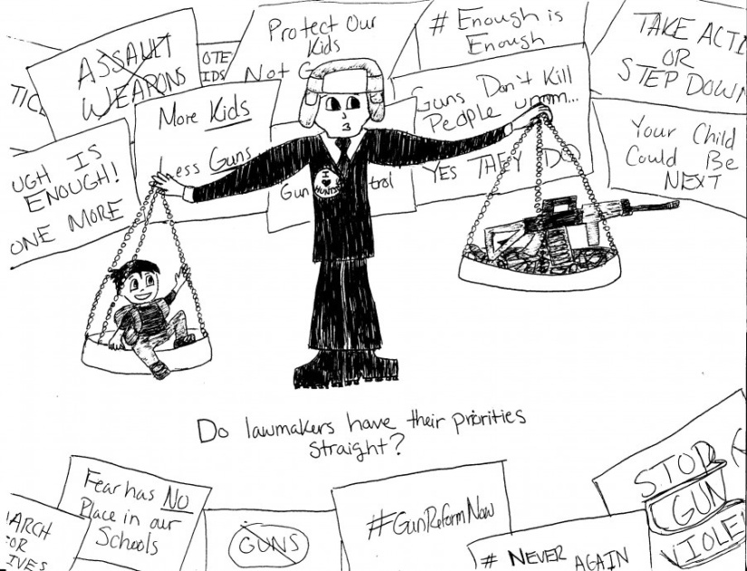 Gun-Reform-Editorial-Cartoon